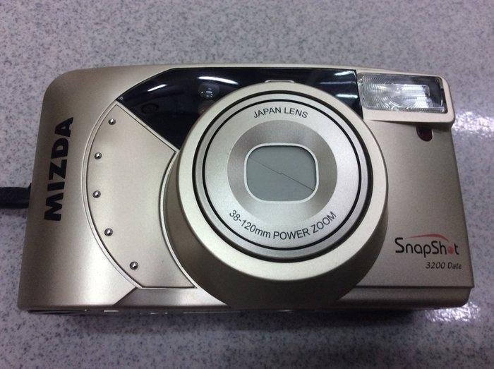 [保固一年] [明豐相機] MIZDA 3200 date 底片相機 功能都正常 38-120mm 便宜賣 lomo
