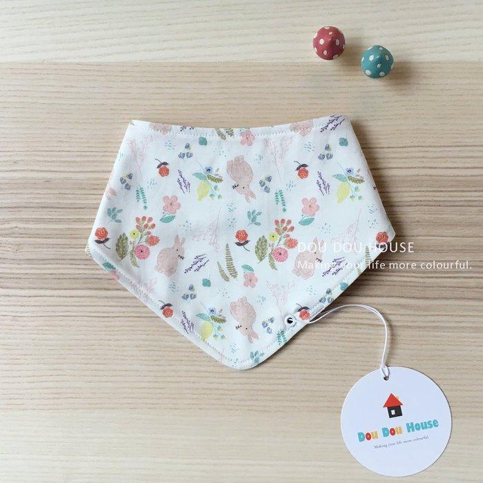 *Dou Dou House Collection*嬰幼兒純棉三角圍兜 口水巾 領巾-六款(現貨)
