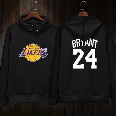 💖黑曼巴Kobe Bryant科比長袖連帽T恤上衛衣💖NBA湖人隊Nike耐克愛迪達運動籃球衣服大學純棉T男女987