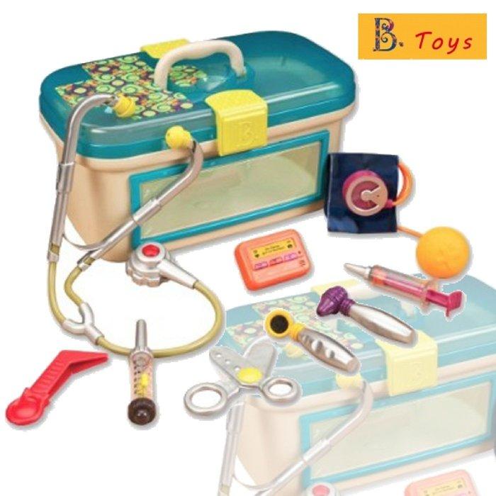 B.Toys 達特醫生隨行箱 §小豆芽§ 美國【B.Toys】益智玩具系列_達特醫生隨行箱
