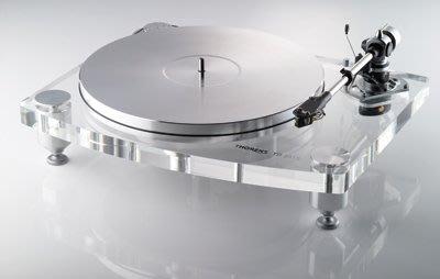 《南港-傑威爾音響》德國老牌 THORENS TD 2015 黑膠唱盤