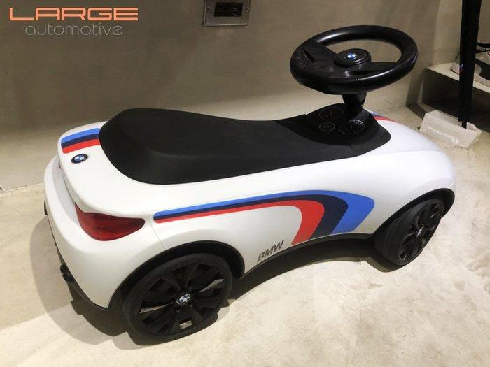 【樂駒】BMW 原廠 生活 精品 幼兒 兒童 Baby Racer Motorsport III 學步車