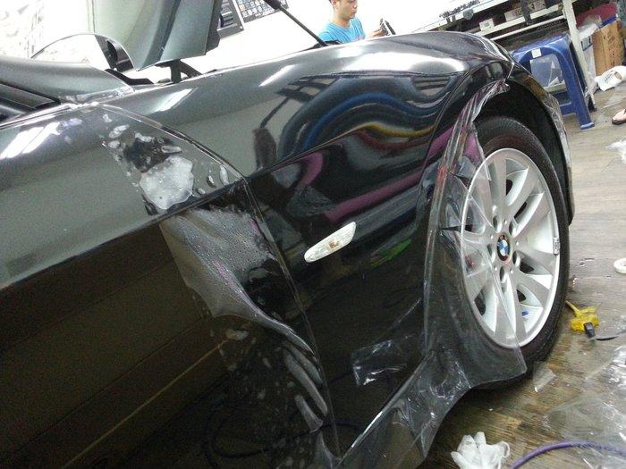 BMW E90 車頭透明膜 車頭犀牛皮 F25 F26 F15 F16 F22 F30 F