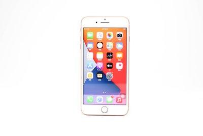 【高雄青蘋果3C】Apple iPhone 8 Plus 64G 64GB 金 5.5吋 iOS 14.4 #61108