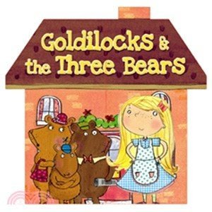 Clever Book: Goldilocks and the Three Bears 絶版書