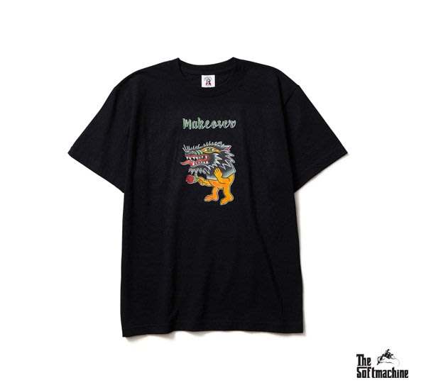 GOODFORIT / 日本Softmachine MAKE OVER-T短袖上衣/兩色