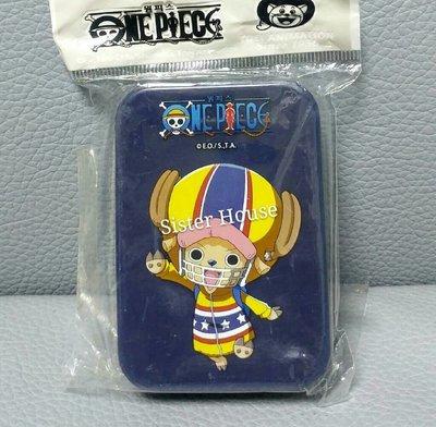 One Piece Chopper Lens Case 海賊王喬巴隱形眼鏡盒