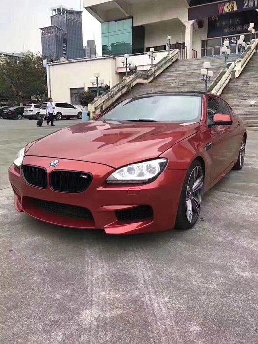 DJD19082428 BMW 2014 M6 保桿套件 依當月報價為準