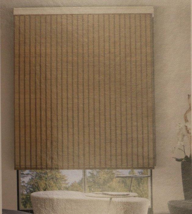 【巧巧窗簾】精品訂製天然竹編捲簾、木質百葉窗、木織簾、羅馬簾、活動拉門、各式歐式造型、門簾、桌巾、傢飾布料、壁紙