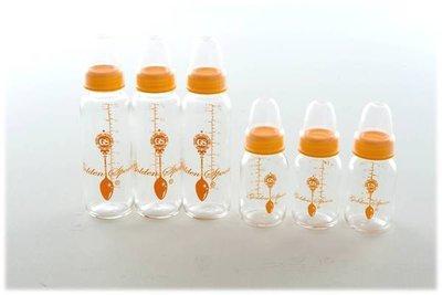 ╭☆金湯匙*╮標準口徑玻璃母乳儲存兩用瓶**C組無奶嘴買10送2**
