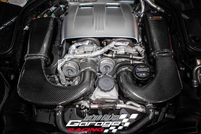 德朋國際/ ARMA 碳纖維進氣 Mercedes-AMG C63S  實裝 各車系歡迎詢問