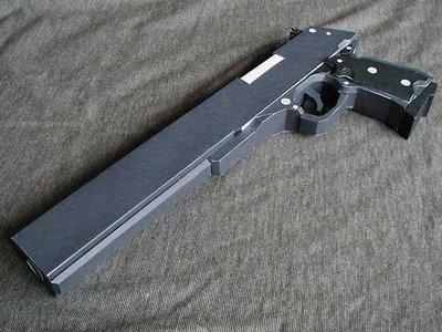 紙模型槍械類jackal手槍公輸班紙模型
