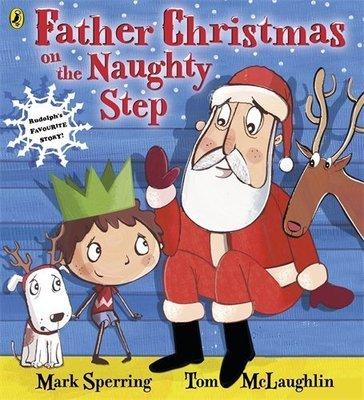 *小P書樂園* FATHER CHRISTMAS ON THE NAUGHTY STEP