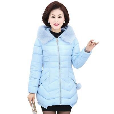 輕薄款羽絨棉服女裝正韓秋冬季修身棉衣大尺碼顯瘦外套