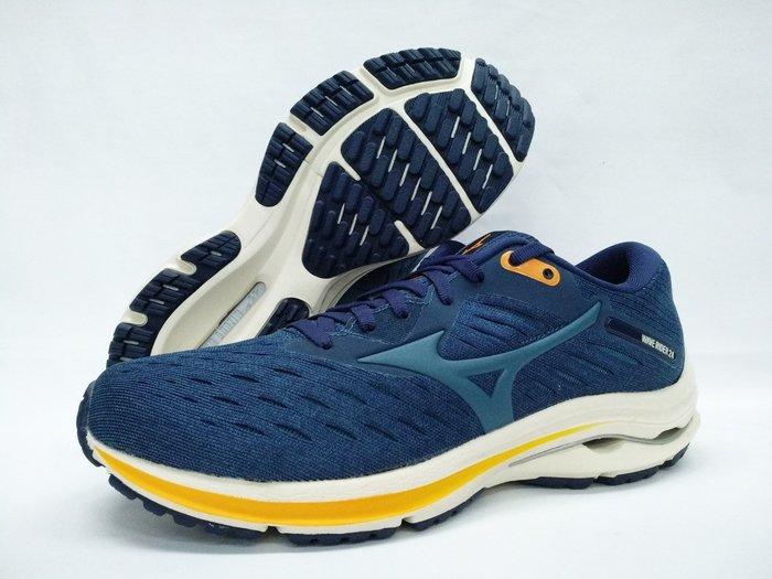 宏亮 附發票 MIZUNO 美津濃 慢跑鞋 路跑 休閒 尺寸25.5~29cm RIDER 24 J1GC200323