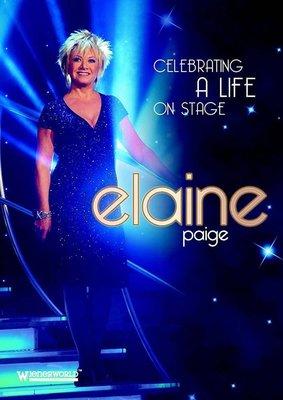 正版全新DVD~伊蓮佩姬Elaine Paige 40週年紀念演唱會~英國音樂劇女王
