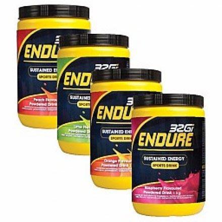 騎跑泳者 - 32Gi 耐力能量飲 900g (多種口味任選),平穩供醣 ,全素可食,贈送1包32Gi能量包