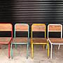 【 一張椅子 】Old School 法國復古LOFT工業...