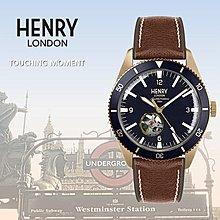 HENRY LONDON 運動型機械腕錶 英國前衛品牌AUTOMATIC SPORT系列HL42-AS-0334