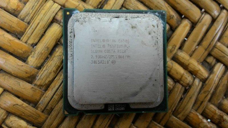 ^^華津電腦^^Intel Pentium E6500 2.93Ghz/2M/1066 775腳位CPU