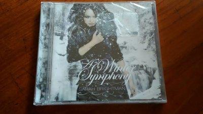 正版CD《莎拉布萊曼》真愛永恆 冬之歌 / Sarah Brightman A Winter Symphony 全新未拆