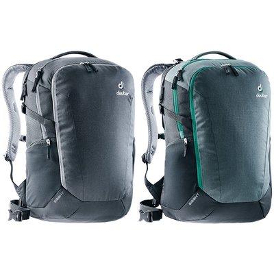 【大山野營】送口哨 德國 Deuter 3823018 GIGANT 32L 休閒旅遊背包 防震筆記型電腦包 休閒背包