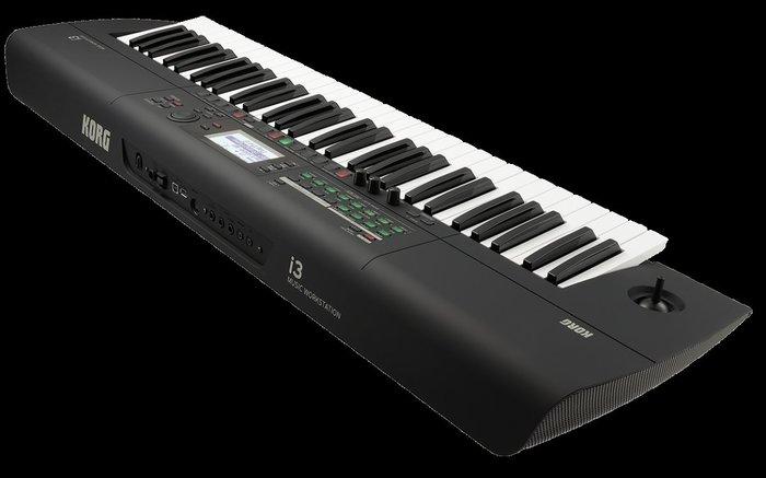 【金聲樂器】KORG i3 電子琴 數位音樂工作站 Midi