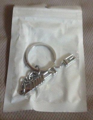 全新AMG鑰匙圈