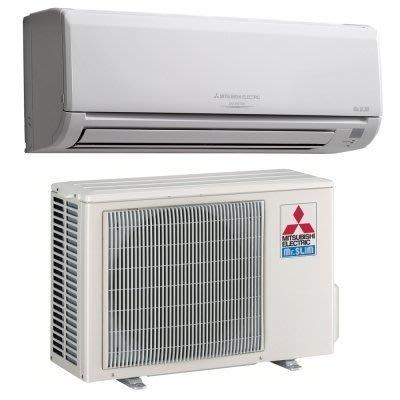 MITSUBISHI三菱靜音變頻冷暖分離式 MUZ-GE35NA / MSZ-GE35NA 專業安裝 歡迎內洽優惠