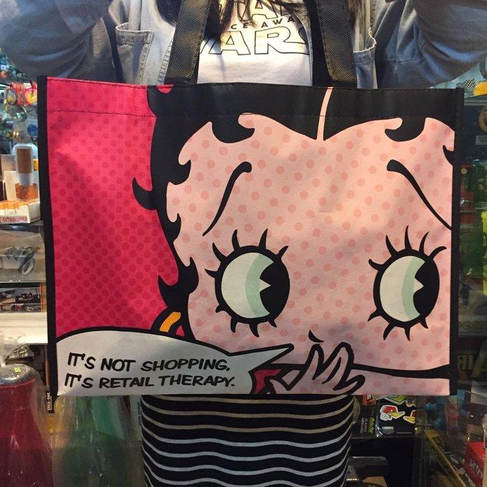 (I LOVE樂多) 日本進口  貝蒂 BETTY 手提袋 購物袋