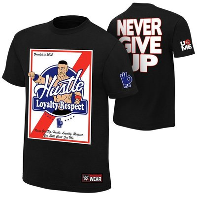 ☆阿Su倉庫☆WWE摔角 John Cena HLR Authentic T-Shirt CENA三信念最新款 熱賣中