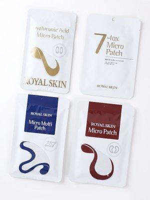 《fly_fishhh》韓國 Royal Skin 玻尿酸微針眼膜貼 微針眼貼