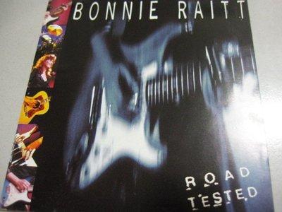 [真的好CD] Bonnie Raitt 邦妮瑞特 Road Tested 專輯