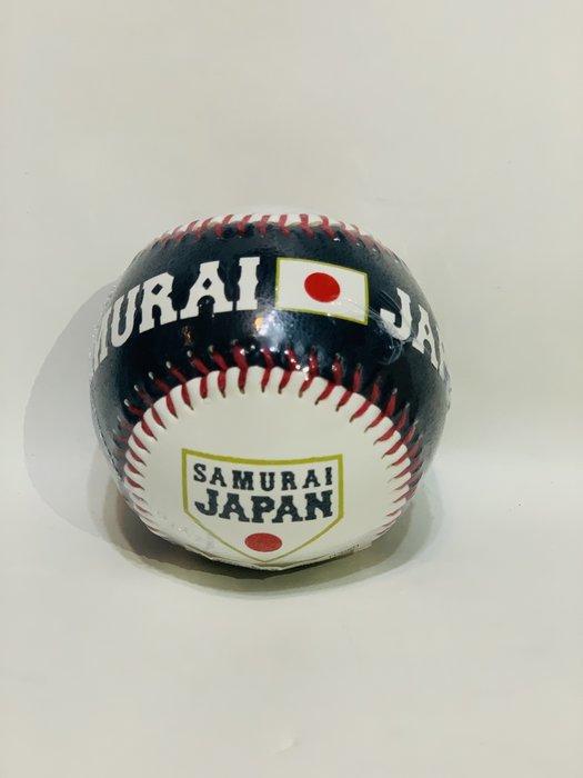 貳拾肆棒球-日本帶回日職棒日本代表侍JAPAN紀念球