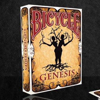 【USPCC撲克】Bicycle GENESIS ABORIGINAL PLAYING CARDS