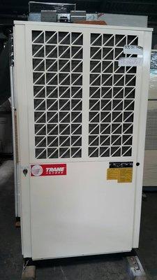 (大台北)中古詮恩5RT氣冷冰水機3φ380V(編號:TR1060901)~冷氣空調拆除回收買賣出租~
