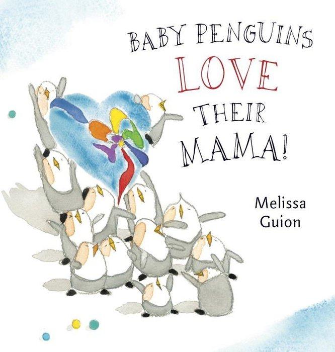 *小貝比的家*BABY PENGUINS LOVE THEIR MAMA/硬頁書/3-6歲/李貞慧-PART1.xis