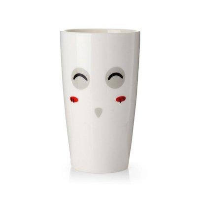陶瓷漱口水杯 居家用創意可愛牙刷保溫杯情侶款牛奶咖啡茶杯