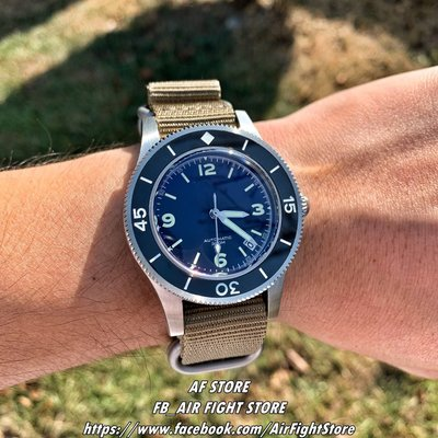 AF Store* 復刻1952 寶珀傳奇五十噚 50噚 Fifty Fathom 經典潛水錶 機械錶 運動錶