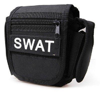 【新奇屋】SWAT戰術小腰包/勤務腰包/旅遊腰包/生存遊戲