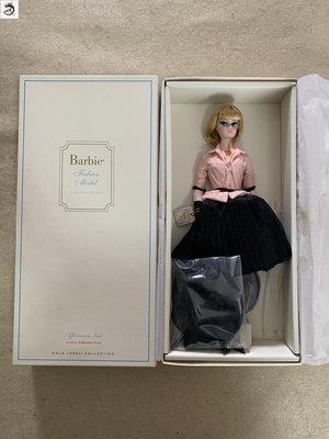 九州動漫芭比 Silkstone Afternoon Suit barbie 下午茶 現貨