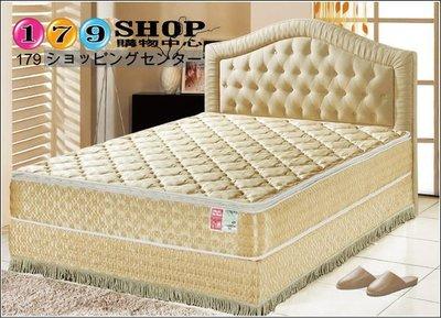 【179購物中心】尊爵三線蜂巢式504顆獨立筒床墊-單人3.5尺(貨真價實三線結構非假三線)破盤$5500