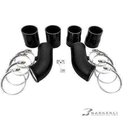 CS車宮車業 BARKERLI BMW F10 M5 強化金屬渦輪管 強化 金屬 渦輪管 寶馬