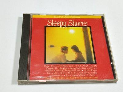 昀嫣音樂(CD13)  Sleepy Shores / Beautiful Music Collection 片況良好