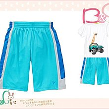 【B& G童裝】正品美國進口OLD NAVY 天空藍排汗運動短褲L號10-12yrs