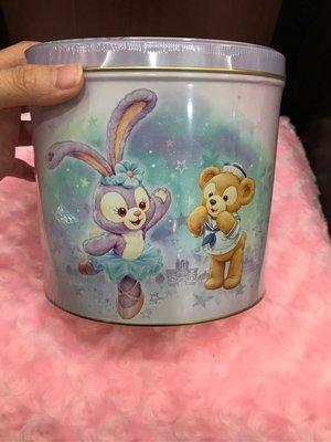現貨 達菲 史黛拉兔 雪莉玫 糖果罐 餅乾罐 迪士尼樂園 Duffy