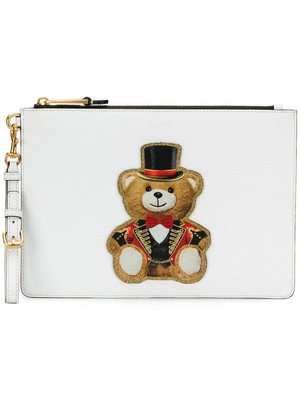 Moschino Carnival Bear Clutch Bag (price negotiable 價格可議)