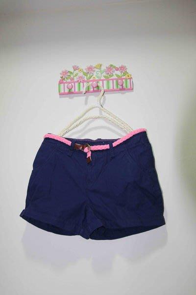 H&M 藍色短褲