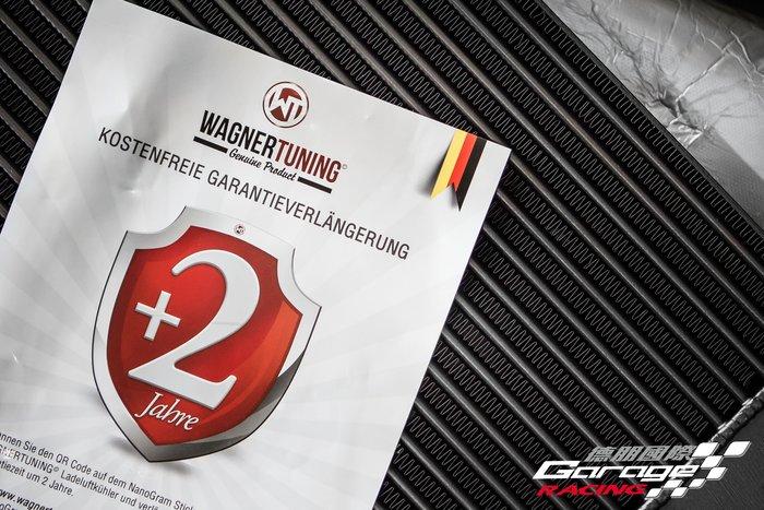 德朋國際 /  Wagner Tuning Intercooler Volkswagen Golf 7 Gti 實裝