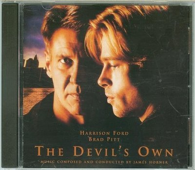 """""""致命突擊隊(The Devil's Own)""""- James Horner(56),美版"""